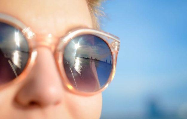 salud ocular en verano