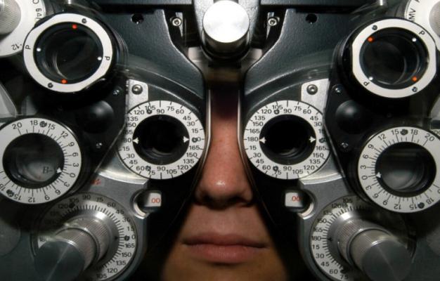 Prueba optométrica
