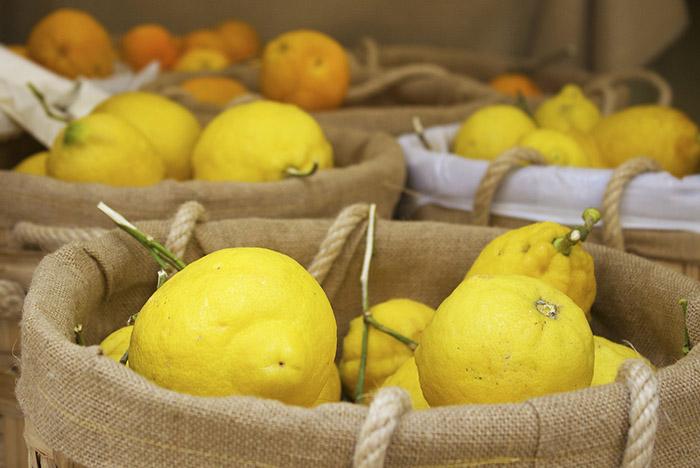 alimentos buenos para la vista - citricos limones