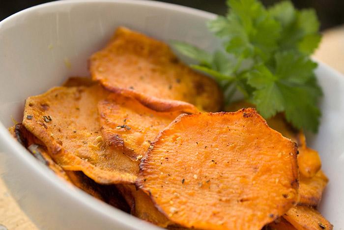 alimentos buenos para la vista - batata o boniato